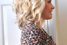 Hair make up ideas / Remember to do...