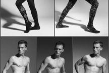 Men wearing tights (fashion)