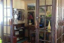 puertas y ventanas vintage