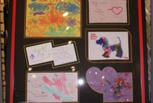 Framing Kids Artwork