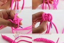 шнур  плетёный