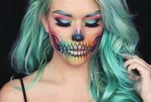 Heloween make up