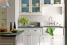 Kitchens / by Lindsay @ADesignStory