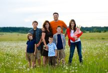 Family photo ideas / by Kris Lytle