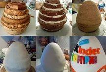 Kinderjoy Cake