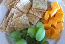 Healthy Snacks / by Jenny Fritts