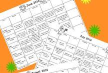 Summer Reading Program Ideas / Ideas for a summer reading program