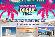 Panama City Beach, Florida Vacations / Vacations and Condos