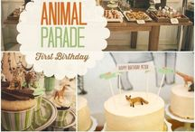 Animal Parade Birthday