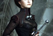 Victorian Inspiration / Victorian roots for Steampunk Inspiration.