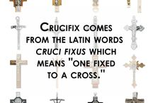 About the Crucifix / 0