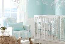 Babyroom tropical style