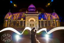 Weddings at Franklin Park Conservatory / One of the most beautiful and timeless venues in Columbus! And by far one our most favorite places to shoot weddings at. Here are some of our most favorite images from Franklin Park Conservatory in Columbus, OH.