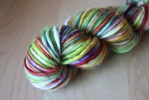 Lovely Yarn / by Beneath the Rowan Tree