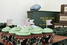 Austins birthday party ideas / by Amanda Meadows