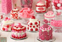 Receitas / Valentine's Day mini cake