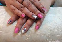 Nails - saját munkák / Kedvenc műköröm mintáim,  munkáim :)