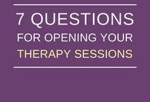 Terapi / psykologi