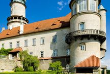 Castles. Hrady.
