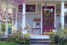 Porch/Deck - Shambalah