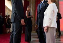 Barack Obama in Berlin Juni 2013