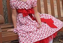 things to sew - girls