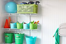 Garage Organization / by Lindsey Joy Moreno