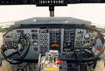 Cockpits...