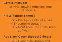 Rutinas / Runitas Gym