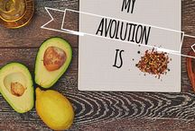 MyAvolutionIs / Avocado Resolutions for a New Year
