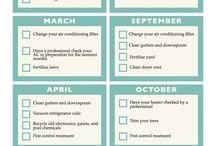 Cleaning/Organization  / by Megan Hostetler