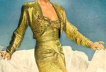 Fashion 1940-1950 / by Gregory Joseph