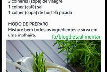 Molhos saudáveis para saladas