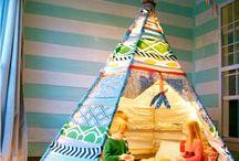 Dziecięce pokoje / Szukasz inspiracji, jak urządzić pokoik dla dziecka. Oto kilka pomysłów