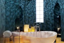Candle Lit Bathroom decor ideas
