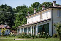 Relais Villa Abbondanzi / Immerso nel verde e nella natura, il Relais Villa Abbondanzi vanta un'ottima struttura nella quale poter soggiornare all'insegna del relax e della tranquillità.