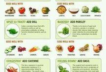 Vegetable & Fruit / Benefits