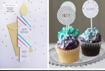FREE PRINTABLES PARTY