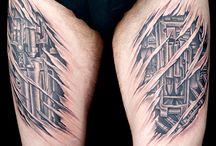 Cyborg Tattoos / Ink Master Season 8 Episode 14