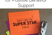 Rewarding positive behaviour