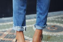 Fashion inspiration / Clothes shoes bags