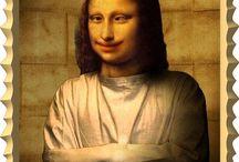 Mona Lisa crazy