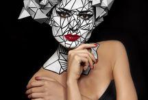 Maquillaje De Belleza Creativa