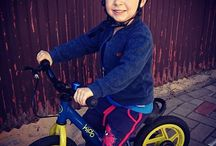 Kids on Kido bikes