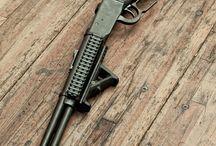 Aim N'Shootie + Stabby