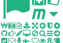 Font Awesome / Font Awesome icon map collection of live websites