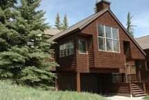 Dillon, Colorado Mountain Homes / Located two miles from Keystone Resort, in the pristine neighborhood surrounding Lake Dillon, booking a Dillon residence is a great choice for family and friend gatherings.  / by Key To The Rockies Vacation Rentals