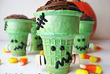 Halloween / Treats and party ideas for Halloween