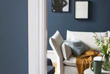 paint Lady 4477 Deco blue
