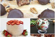 Édességek amit ehetek is / Sugar free sweets